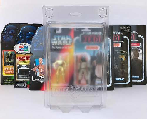 Star Wars Vintage Collection Figure Shield Case Protector