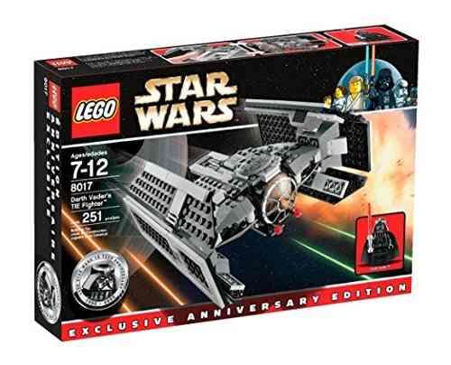 Tie Fighter De Lego Star Wars Darth Vader ()
