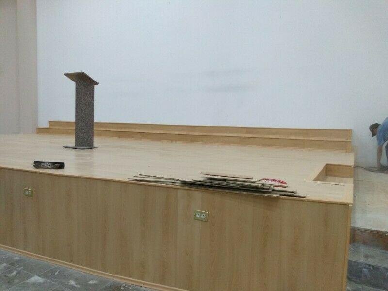 Trabajos de Carpintería y construcción