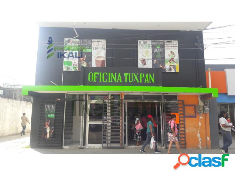 Venta Casa / Locales Comerciales Centro Tuxpan Veracruz,
