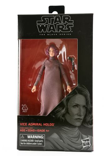 Vice Admiral Holdo Star Wars The Black Series #80