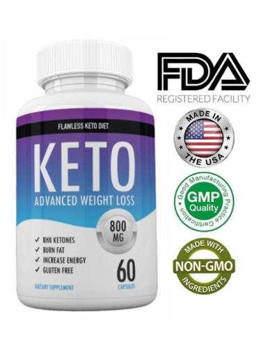 Keto Diet Advanced Weight Loss Orig. Holo/sello 60% Desc 1ka