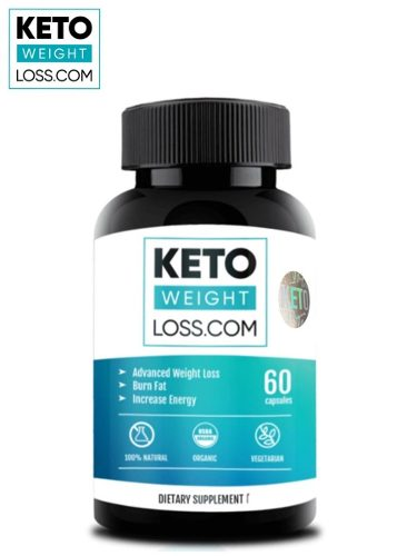 Keto Weight Loss.com Original Holograma Sello 1kv