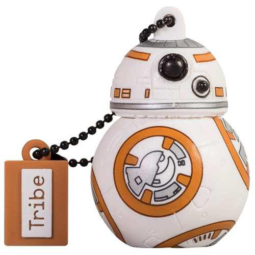 Memoria Usb 8 Gb Starwars Bb-8 Figura Tribe
