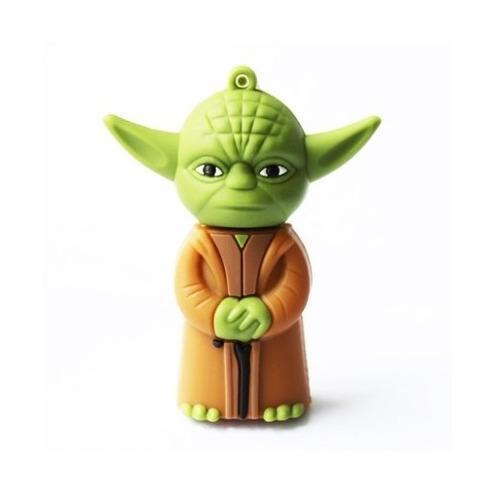 Memorias Usb 32gb Figuras Yoda Star Wars Envío Gratis
