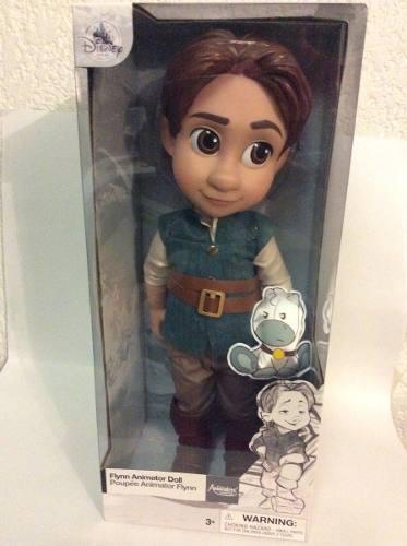 Principe Flynn Animators De Colección Disney Store