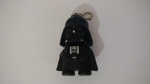 Usb 16gb Figura Darth Vader Star Wars Envio Gratis