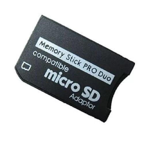 Adaptador Convertidor Micro Sd A Pro Duo Psp