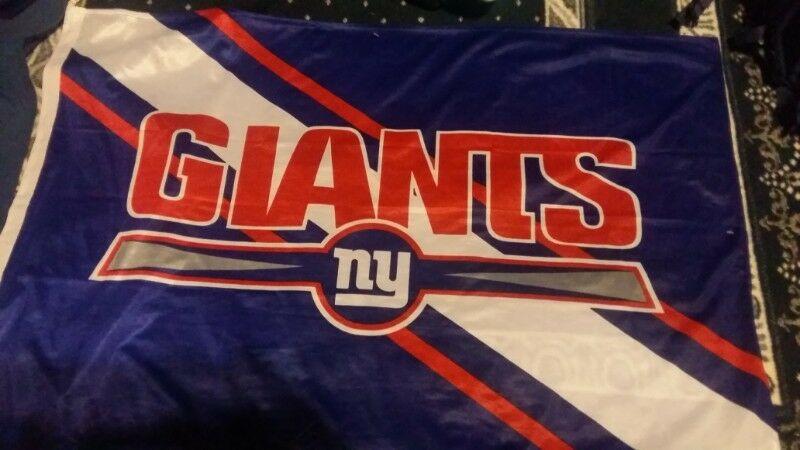 Bandera Gigantes de Nueva York