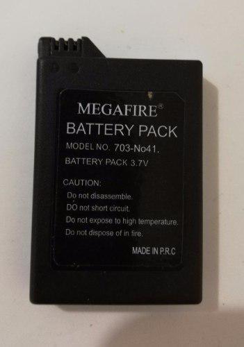 Batería Litio Recargable Para Consola Psp. Envío Gratis