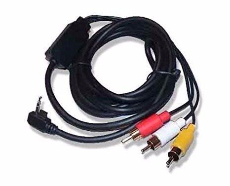 Cable Audio Y Video Para Psp Slim Series 2000/3000