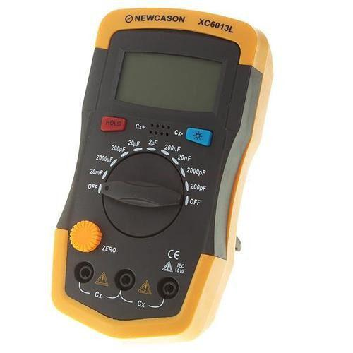 Capacitometro Digital Profesional Newcason