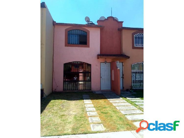 Casa en venta en Jardines de San Miguel, 3 rec