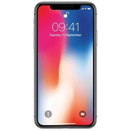 Celular Apple iPhone X 64 Gb Gris Reacondicionado Certificad