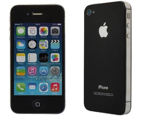 Celulares Apple iPhone 4s 16gb Whatsapp, Facebook Solo At&t