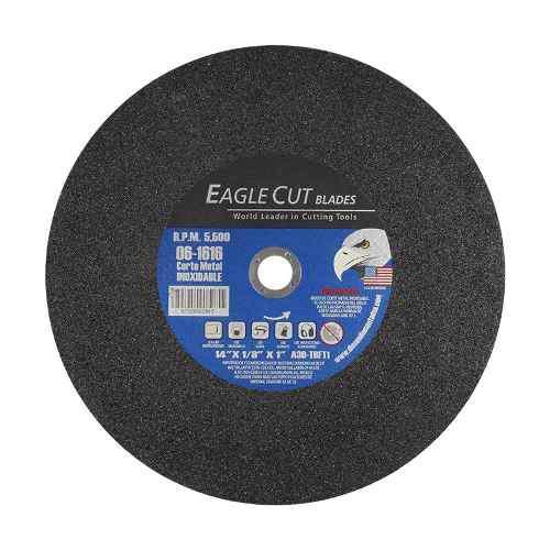 Disco Abrasivo Corte De Metal Eagle Cut 14