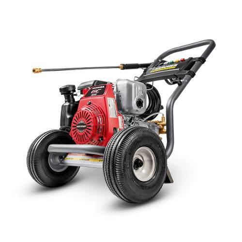 Hidrolavadora Karcher Gasolina 3000 Psi Motor Honda 187cc3