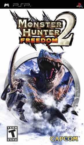 Juegos,monster Hunter Freedom 2 - Sony Psp