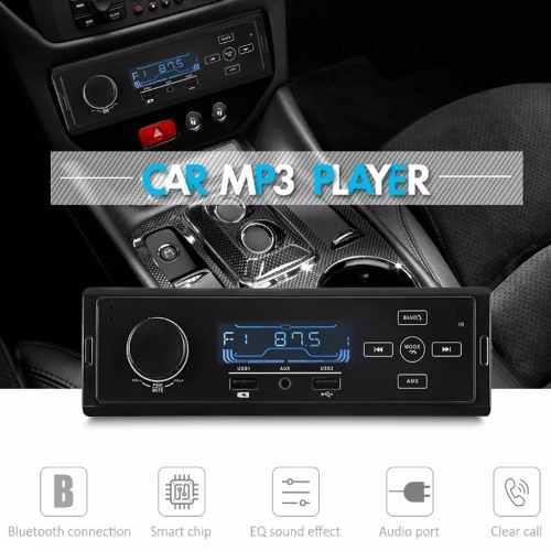 K504 Auto Estereo Pantalla Touch Lcd Bluetooth Mp3 Usb Fm Am