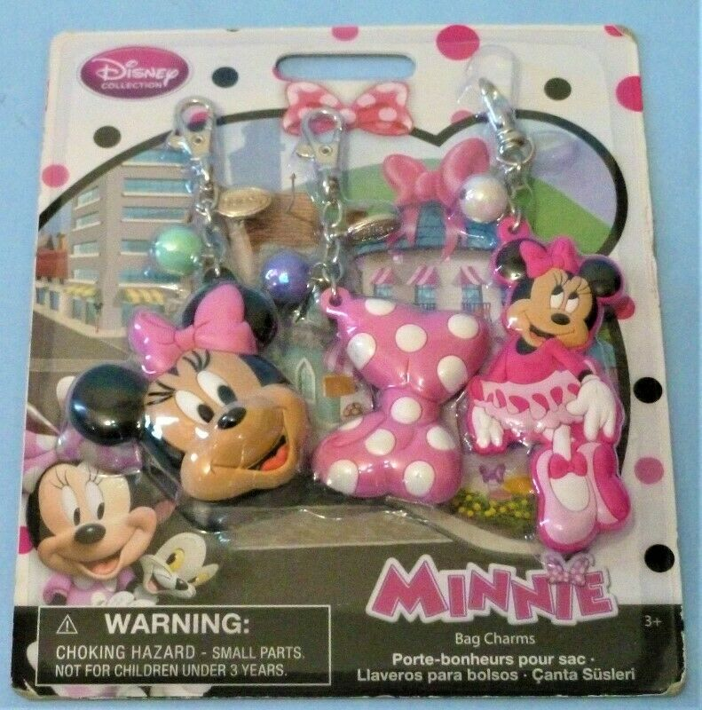 Llaveros Minnie Disney Junior