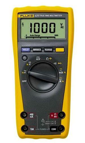 Multímetro Digital Fluke 177 True Rms Digital Multimeter