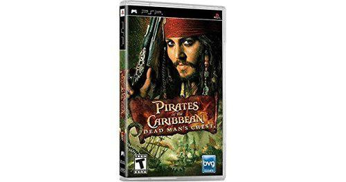 Piratas Del Caribe Para Psp-------------------------mr.game