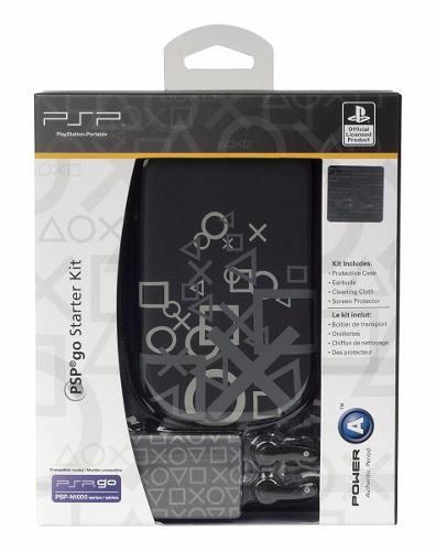 Playstation Starter Kit Psp Go - Blakhelmet E