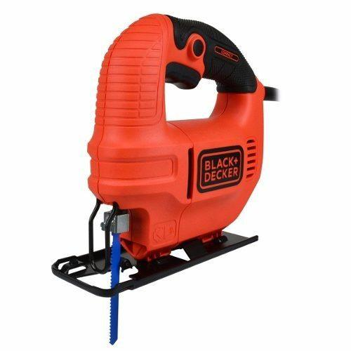 Sierra Caladora Black&decker Ks501 De 420w 3000 Rpm.,