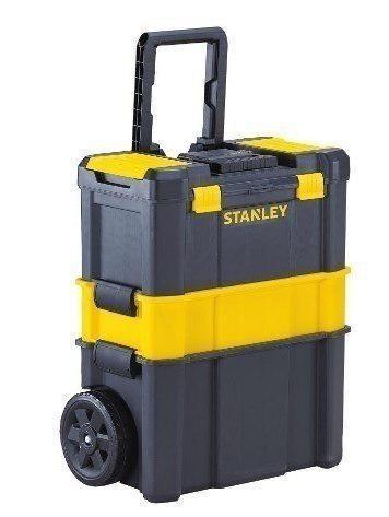 Stanley Stst18631 Caja Para Herramientas 3 En 1