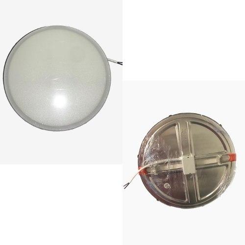 Lámpara Led 12w Ajustable Para Botes O Registros!!