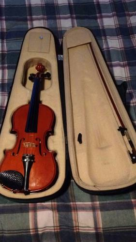 Violin Instrumento Musical Para Practicar