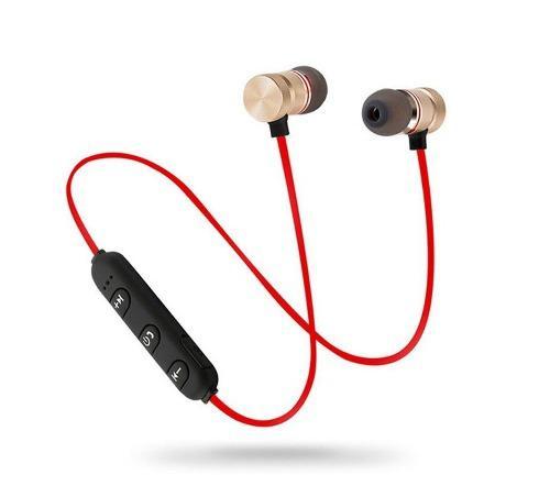 Audifonos Bluetooth Manos Libres Con Iman Sport Magneticos D