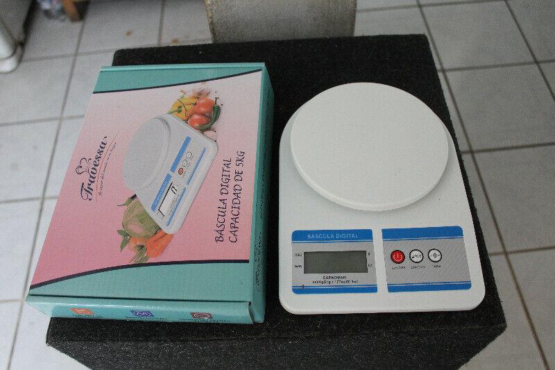 Bascula digital 5Kg