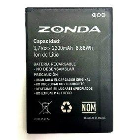 Bateria Pila Zonda A501 2200 Mah Nueva