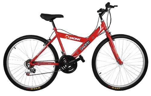 Bicicleta Monk Starbike De Montaña R-26 18 Velocidades
