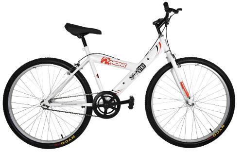 Bicicleta Monk Starbike Rodada 26 Montaña 1 Velocidad
