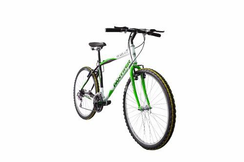 Bicicleta Montaña Black Panther Bravia 18 Vel Rodada 26