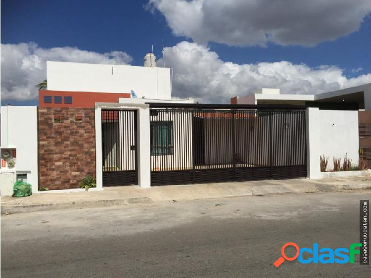 Casa en venta 3 recámaras Mérida Yucatán México