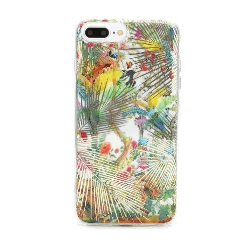 Cynthia Rowley Tropical Palm Tree Phone Funda Para iPhone 6/