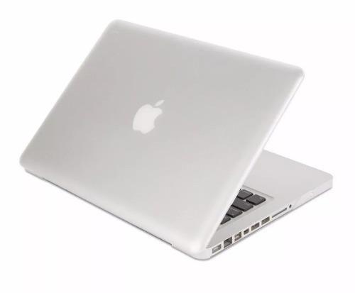 Funda Macbook Air 11 13 2018 A1932 Case Transparente