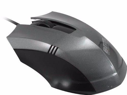 Mouse Optico Usb 3d Gaming 1000 Dpi Laptop Pc Ergonomico