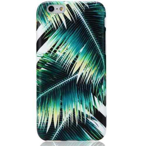 Phone Funda Slim Funda Green Palm Tree Cover Anti-scratch Sh