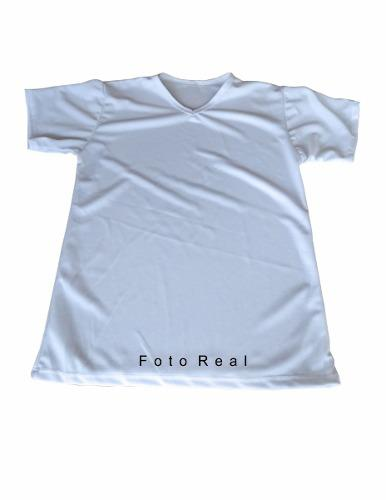Playera Para Sublimar Talla Doble Extra Grande