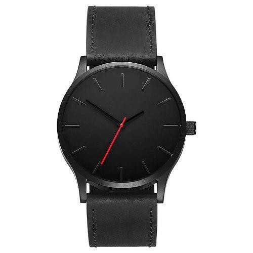 Reloj 2018 Casual De Moda Color Negro O Café. Envío Gratis