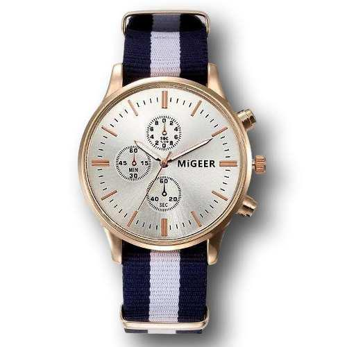 Reloj Caballero Migeer Casual Relojes Hombre