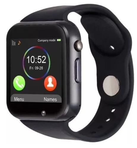 Reloj Celular Smartwatch A1 Inteligente Sim Sd Camara