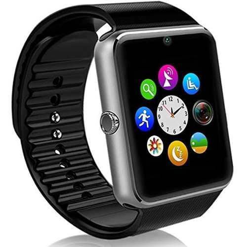 Reloj Celular Smartwatch Gt08 Iwatch Sim Desbloqueo Android