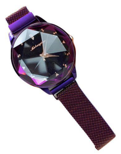 Reloj Corte Diamante Marca Mobangtuo Original