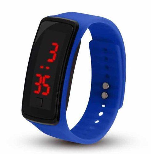 Reloj Led Touch Digital Unisex Deportivo Sport 2018