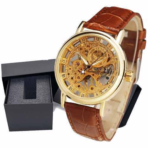Reloj Mecanico Original Automatico Cuerda Hombre Caballero
